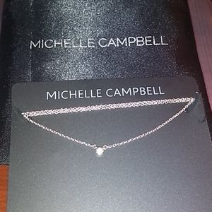 New! Michelle campbell necklace!